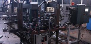 和利时LE系列PLC在冲孔切口机上的应用