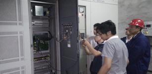 汇川技术HD93系列10MVA高压变频器在大功率同步机上的应用