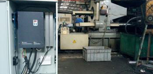 英威腾液压伺服在压铸机的应用