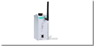 Moxa推出更小巧、更强固的802.11n WLAN解决方案
