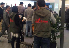 中国传动网全媒体亮相2014工博会