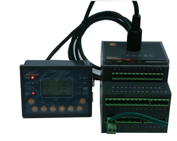 ARD3-6.3A智能电动机保护器,,适用于额定电压至AC 690V、额定电流至AC6.3A、额定频率为50/60Hz的电动机。产品体积小,结构紧凑,安装方便,在低压控制终端柜和1/4模数及以上各种抽屉柜中可直接安装使用,提高了控制回路的可靠性和自动化水平。 ARD3采用模块化的产品结构形式,包括主体(保护控制功能模块)、互感器检测模块、远程显示模块。根据需要选配ARD3的功能模块或附件,与接触器、电动机起动器等电器元件构成电动机控制保护单元,有远程自动控制、现场直接控制、面板指示、信号报警、现场总线通信