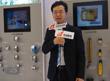 西克2014上海工博会视频采访现场