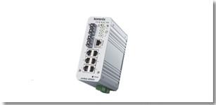 科洛理思推出网管型工业交换机JetNet 4508if