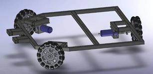 关于一种全向轮式的机器人运动控制方式的研究与实现