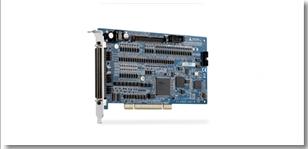 凌华科技发布最新四轴伺服/步进 运动控制卡PCI-C154+