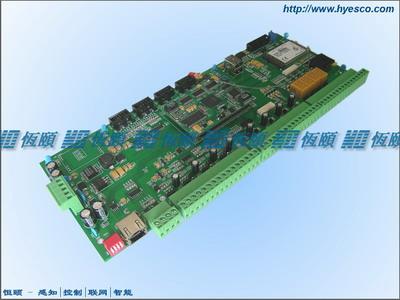 3G/4G-4AI-4DI-4DO-4串口采集板
