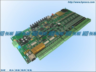G网/C网-8AI-8DI-4DO-6串口采集板