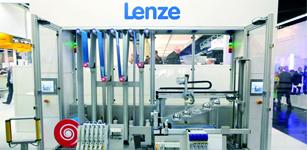 Lenze:自动化系统解决方案专家
