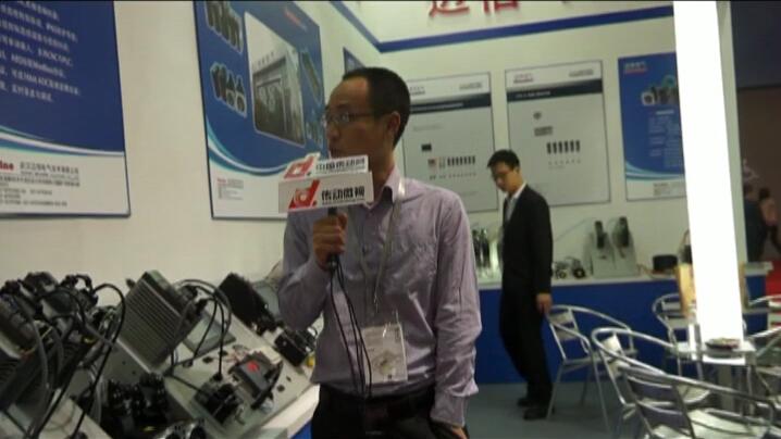迈信2015年广州自动化展现场视频采访