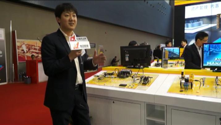 图尔克2015年广州自动化展现场视频采访