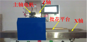 永宏PLC在两轴数控批花机上的应用