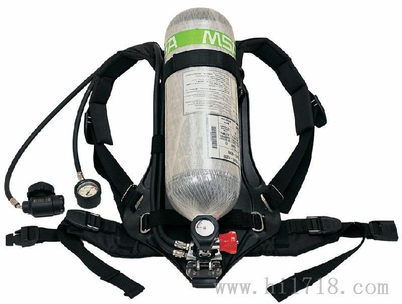 中石化中海油正压式空气呼吸器,梅思安自给式空气呼吸器