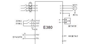 四方E380系列变频器在螺杆冷水机组上的应用