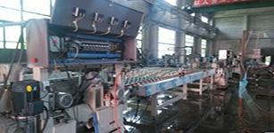 永宏PLC应用于玻璃磨边机