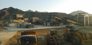 永宏PLC应用于采石场