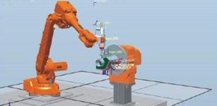 ABB机器人在激光切割上的技术分析及案例分享