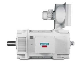 西门子 7 系列直流电机,轴高 355-450