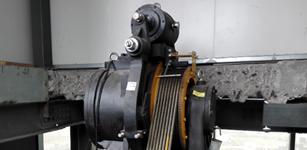 EC300四象限电梯智能整体机的应用
