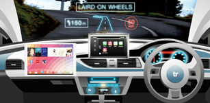 看数字化技术如何颠覆汽车传统