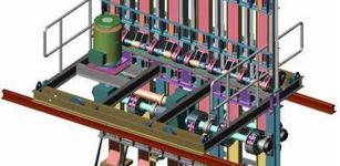 吉泰科GK600变频器在捣固机上的应用