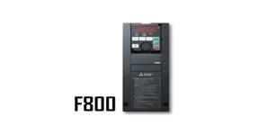 三菱电机新一代变频器FR-F800全新上市