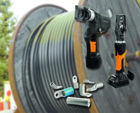 魏德米勒打造新型压接工具和电缆端头
