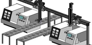 基于Bitpass运动控制器在桁架机械手行业中的应用