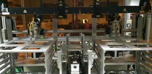 Bitpass轴杆直线电机在移载机上的应用