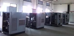 合康变频在空压机节能改造中的应用
