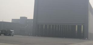 吉泰科GK800驱动器在双卷扬机仓库大门上的应用