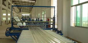 永宏PLC在玻璃钢瓦成型机上的应用