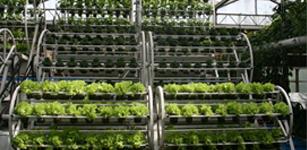 永宏PLC新农业立体种植系统解决方案