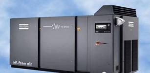 吉泰科GK600矢量型变频器在螺杆空压机上的应用