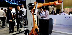 单电缆机器人伺服系统方案