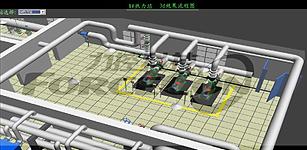 胜利油田热电联供中心数据采集和监视系统