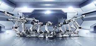柯马:全系列机器人闪耀工博会