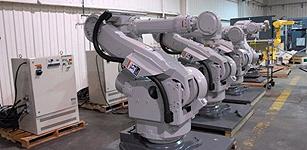 工业机器人已迎面扑来