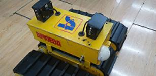 基于模糊理论的废墟搜救机器人颠簸环境下控制方法研究
