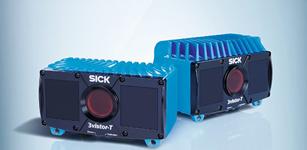 SICK 3Vistor-T激光三维成像系统上市