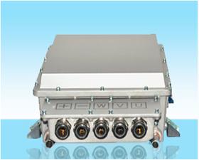 蓝海华腾 V6-H-2D55G物流车/中巴车主驱动电机控制器