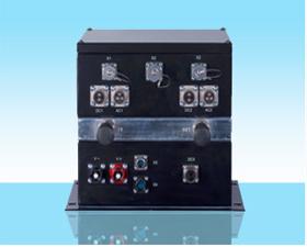 蓝海华腾 V5-H-4D/V5-H-2D三合一辅助控制器(油泵和气泵电机控制器+DCDC)