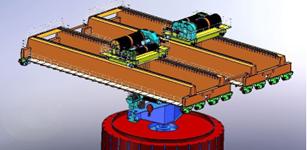 基于PROFIBUS-DP总线控制的桥式起重机电气系统的研制