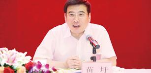 苗圩:中韩将在先进制造、机器人、节能环保、新能源等领域加强合作