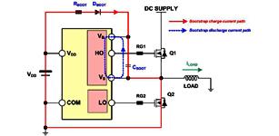 单电源IPM模块自举电压波动问题的分析及对策