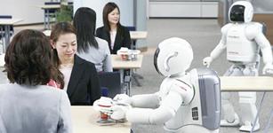 未来市场服务机器人需求急速增大