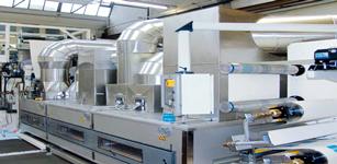 超高速、高精度 数据通讯用于最先进的印刷应用