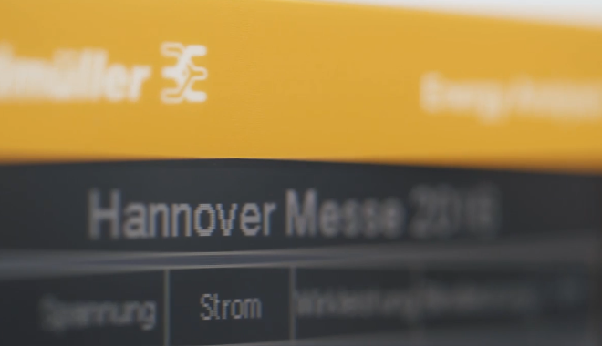 魏德米勒2016汉诺威工业博览会视频集锦-远程维护