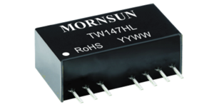 金升阳推出PWM信号输入型两线制调理模块
