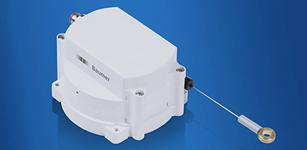 堡盟最新坚固型GCA5系列拉线式传感器